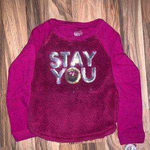 ❄️❄️Multiple colors❄️❄️ SO Sherpa Sweatshirt